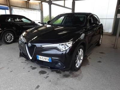 Alfa Romeo stelvio 2017 / 5P / SUV 22 TURBO DIESEL 180CV AT8 RWD BUSINESS