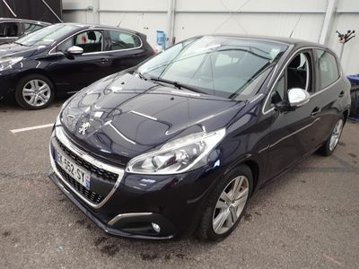 PEUGEOT 208 5P 1.6 BLUEHDI S/S BVM5 ALLURE BUSINESS
