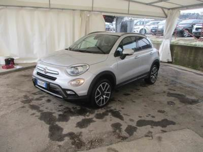 FIAT 500X / 2014 / 5P / CROSSOVER 2.0 MJET 140CV AT9 4X4 CROSS