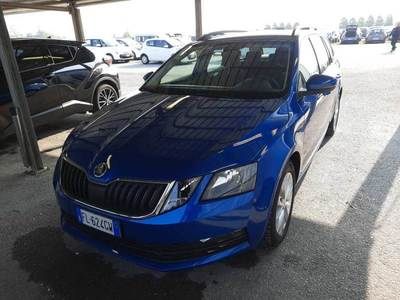Skoda Octavia 2016 / / 5P / STATION WAGON 16 TDI CR EXECUTIVE
