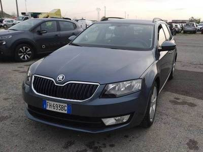 Skoda Octavia 2013 wagon 1.6 TDI CR 4X4 EXECUTIVE