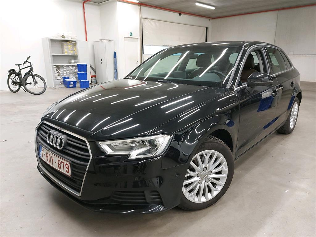 Audi A3 sportback A3 SB TDI 110PK Pack Intuition+ & Lounge & Pano Roof