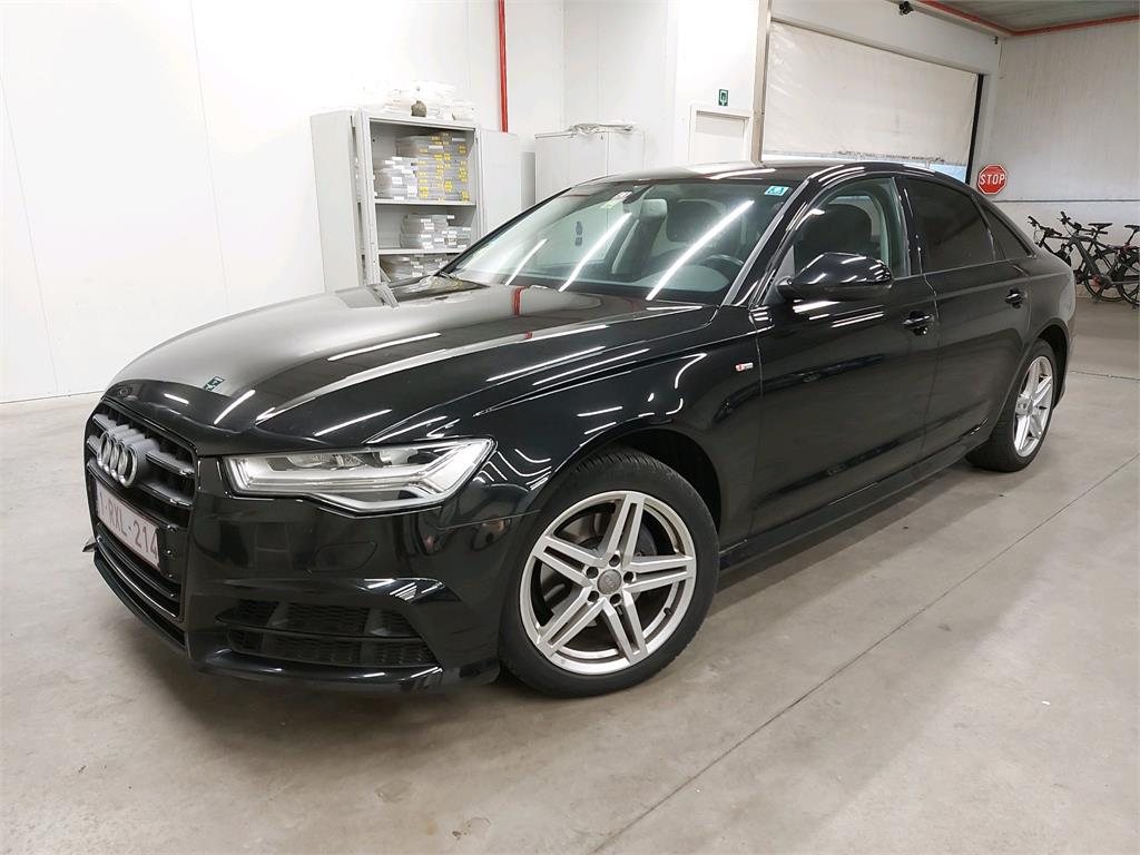 Audi A6 A6 BERLINE TDI 150PK STronic Ultra Sport Edition With Shadow Look