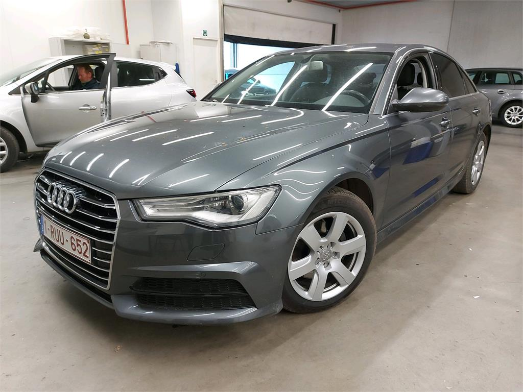 Audi A6 A6 BERLINE TDI 190PK STronic Ultra Pack Business With Front Powered Mem & Ventilated Seats