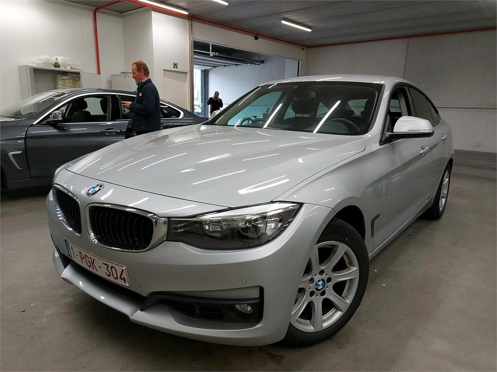 BMW 3 gran turismo 3 GRAN TURISMO 318D 136PK Advantage Pack Business