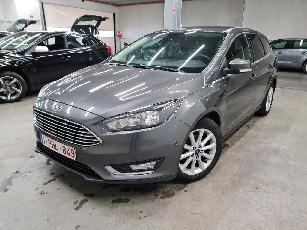 Ford Focus clipper FOCUS CLIPPER TDCI 120PK BUSINESS EDITION+ Pack Style