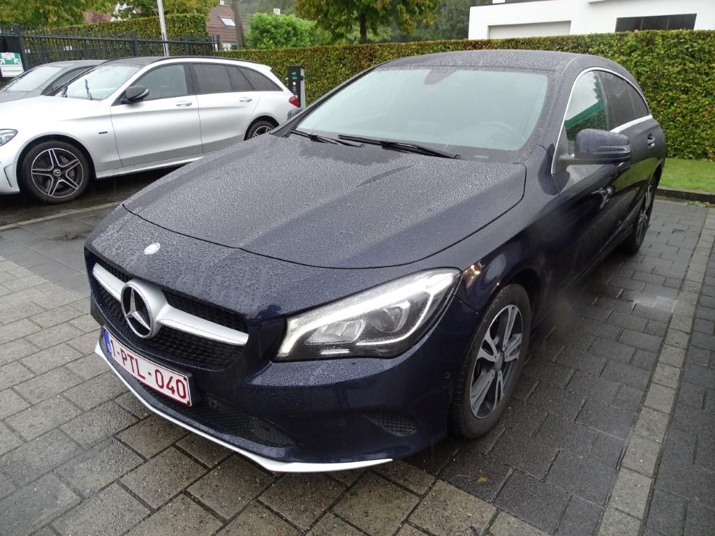 Mercedes-Benz Cla shooting brake CLA SHOOTING BRAKE 180 D 109PK Pack Professional & Bi Xenon