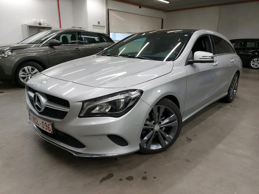 Mercedes-Benz Cla shooting brake CLA SHOOTING BRAKE 180 D 109PK URBAN Pack Professional & Comfort Pano Roof