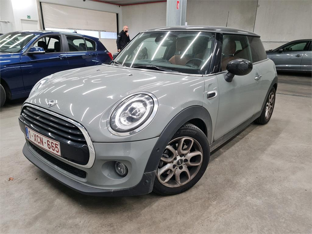 MINI COOPER 15iA 136PK Pack Business Leather With Nav Plus & Driving & Parking Assistant & Visibility Pack & Chester Malt Brown Leath