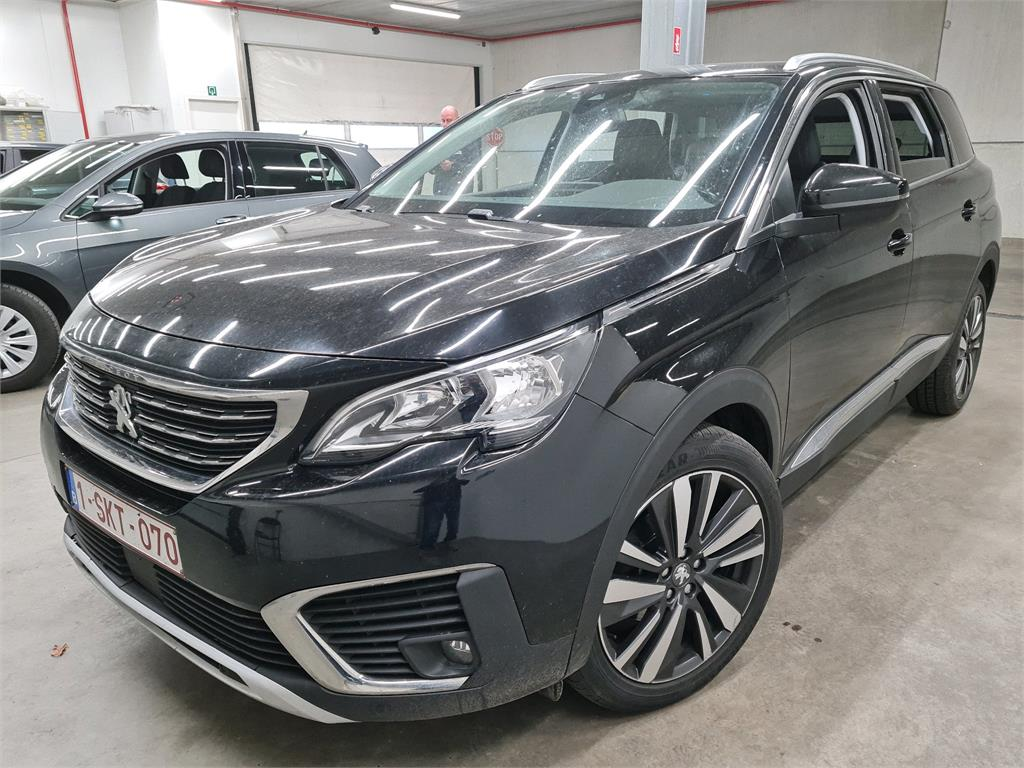 Peugeot 5008 5008 BlueHDI 116PK S&S Allure With Claudia Leather & VisioPark I & Pano Roof