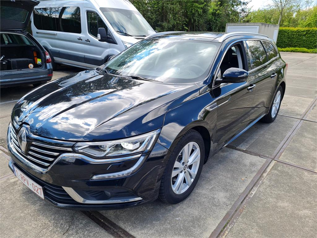 Renault Talisman grandtour TALISMAN GRANDTOUR DCI 110PK AUTO Energy Intens With Pack City & Winter & Cruising & Pano Roof