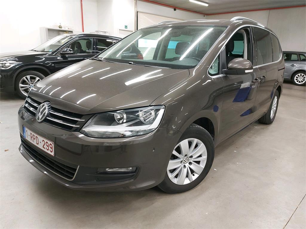 Volkswagen SHARAN SHARAN TDI 150PK COMFORTLINE Pack Business With Electric Sliding Doors & ACC Front Assist & Pack Winter & Rear Camera & KeyLess