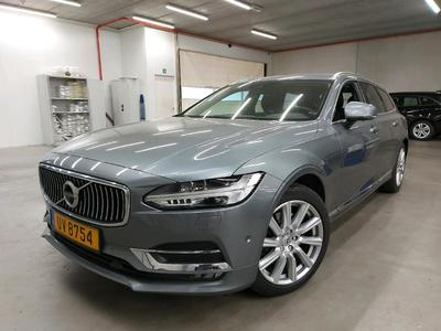 Volvo V90 V90 D4 190PK 4WD GEARTRONIC INSCRIPTION Pack Xenium & Versatility Pro & IntelliSafe Surround & Winter & Visual 360 Cam