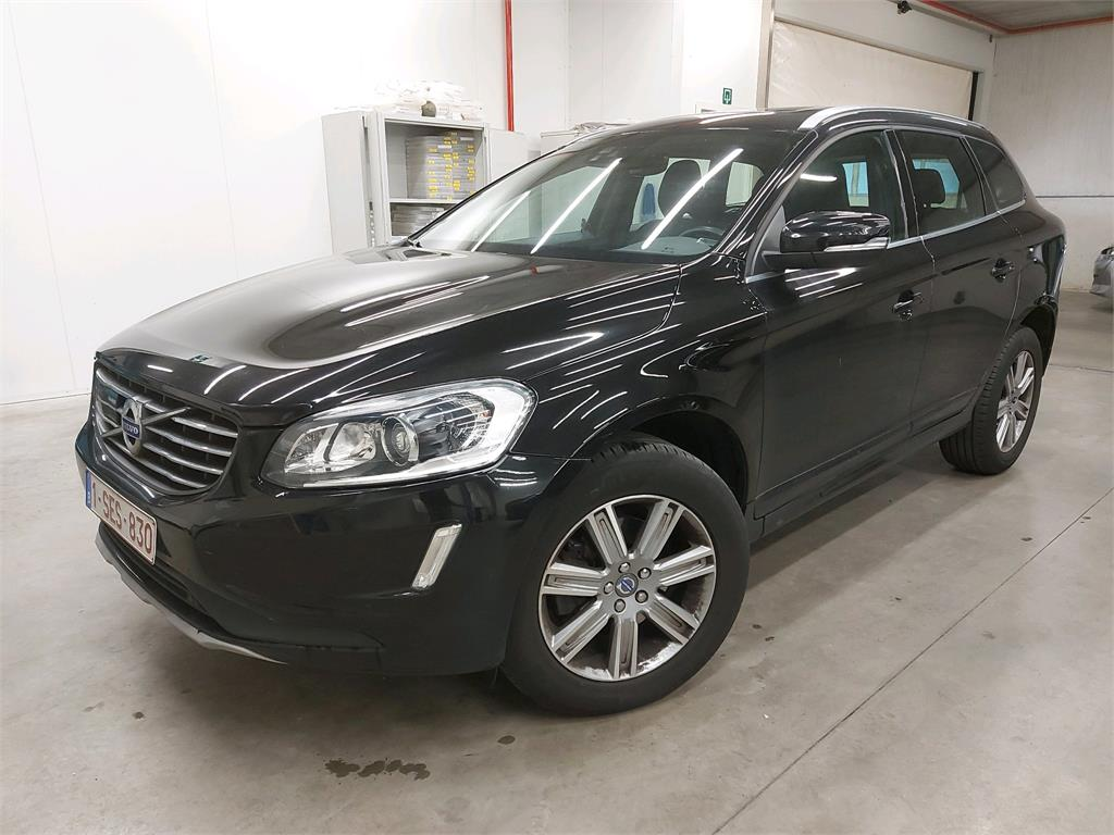 Volvo XC60 XC60 D3 150PK Luxury Pack Professional & Pack Winter & Driver Mem Seat & Pano Roof