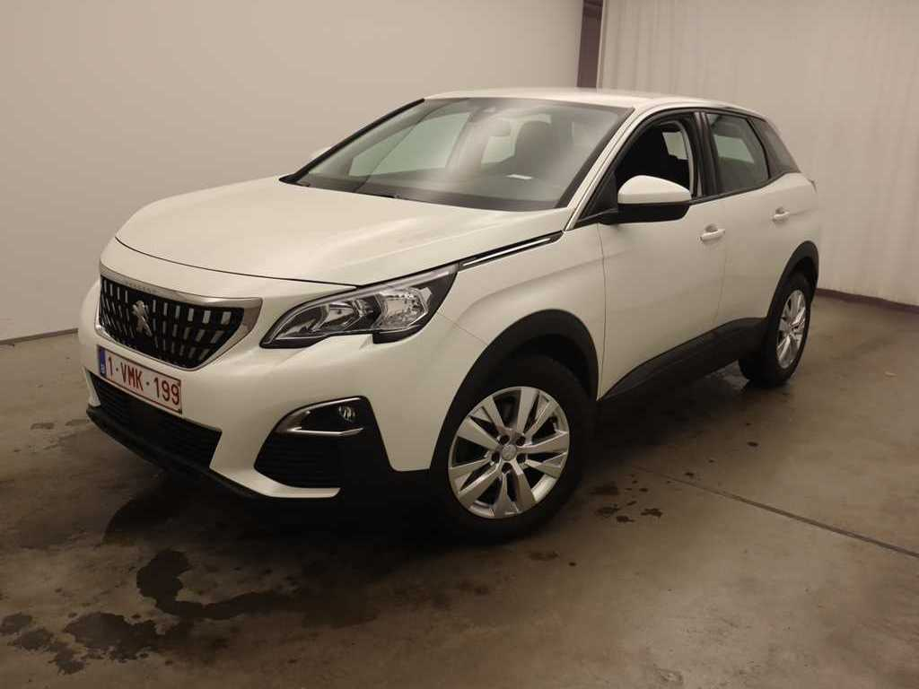 Peugeot 3008 1.5 BlueHDi 96kW S&S EAT8 Active 5d