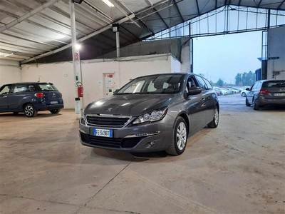 Peugeot 308 2013 5P STATION WAGON SW BUSINESS BLUEHDI 120CV EAT6 SeS AUT