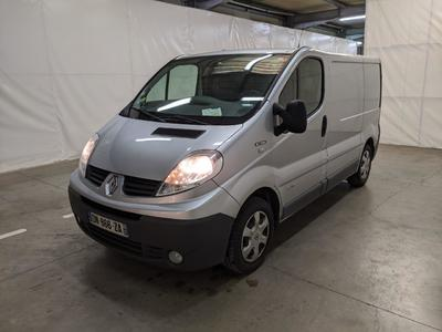 Renault Trafic VU 4P fourgon Grand Confort L1H1 1000 20 DCI 115 /PM