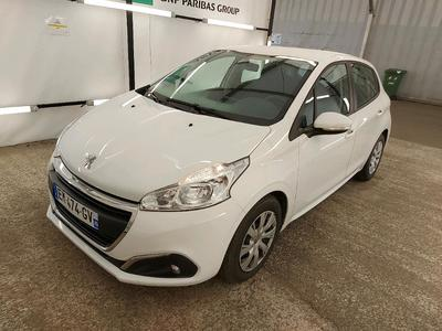 Peugeot 208 affaire VU 5P Berline 16 BLUEHDI 75 PREMIUM