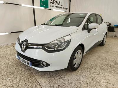 Renault Clio IV societe air MediaNav Energy dCi 90 eco² 82g E6