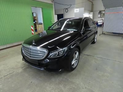 MERCEDES C-T MODEL C 250 d 4Matic T 9G-TRONIC Exclusive