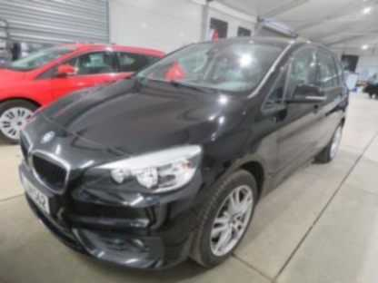 BMW Baureihe 2 Gran Tourer 220 d Advantage 140KW AT8 E6