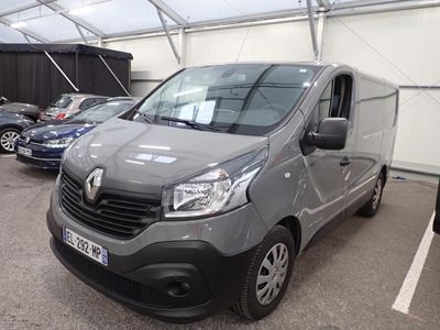 RENAULT TRAFIC 1.6 DCI E6 L1H1 1T GRAND CONFORT ENERGY