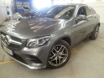MERCEDES CLASSE GLC COUPE 220D 4MATIC BA7 BUSINESS EXECUTIVE