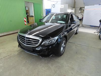 MERCEDES C-T MODEL C 220 (BlueTEC) d T 7G-TRONIC Exclusive