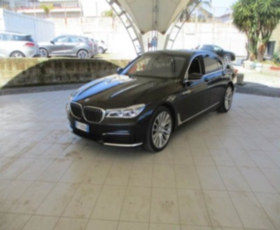 BMW serie 7 2015 / 4P / BERLINA 50D XDRIVE ECCELSA AUTOM