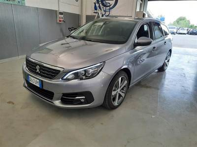 Peugeot 308 2017 / / 5P / Station wagon SW Allure BlueHDi 130 EAT8 S&S aut