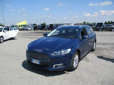 Ford Mondeo 2014 wagon 2.0 TDCI 150CV SeS POWERSHIFT BUSINESS