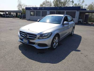 {make} MERCEDES-BENZ CLASSE C / 2013 / 5P / STATION WAGON C220 D SW 4MATIC BUSINESS AUTOMATIC