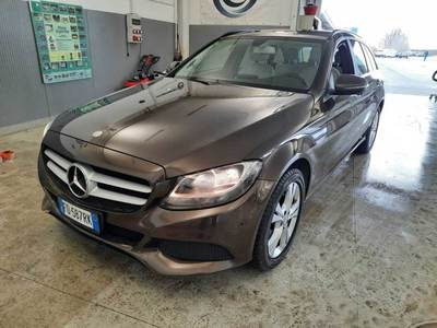 MERCEDES-BENZ CLASSE C 2014 WAGON C250 D BUSINESS AUTOMATIC