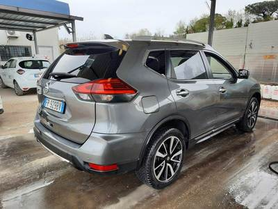 NISSAN X-TRAIL / 2017 / 5P / CROSSOVER 2.0 DCI 177 4WD TEKNA