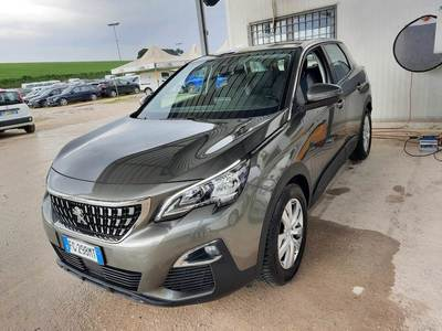 Peugeot 3008 2016 / / 5P / SUV BLUEHDI 120 EAT6 SeS BUSINESS