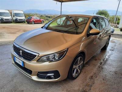 Peugeot 308 2017 / / 5P / STATION WAGON SW BUSINESS BLUEHDI 120CV SeS