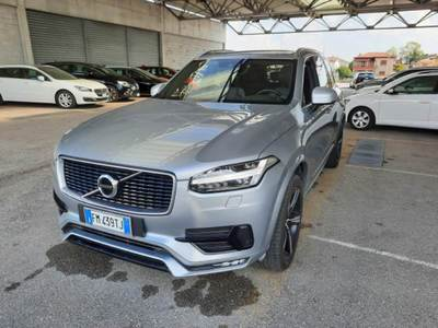 Volvo Xc90 2014 autocarro D4 GEARTRONIC RDESIGN N1