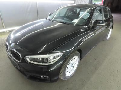 BMW Baureihe 1 Lim. 5-trg. 118d Advantage 2.0 110KW AT8 E6