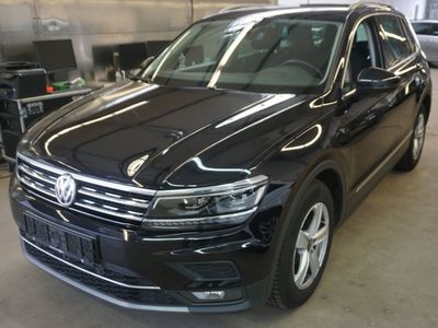 Volkswagen Tiguan Highline BMT/Start-Stopp 2.0 TDI 110KW Active info-display AT7 E6