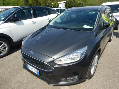 FORD FOCUS SW 1.5 Tdci 120cv S&s Pwshift Business Sw