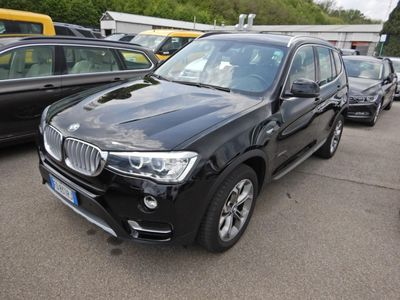 BMW X3 (PC) Xdrive 20d Xline 4x4