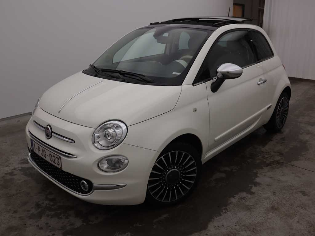 Fiat 500 0.9 Turbo TwinAir 63kW Lounge 3d