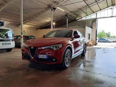 Alfa Romeo STELVIO / 2017 / 5P / SUV 22 TURBO DIESEL 180CV AT8 Q4 EXECUTIVE