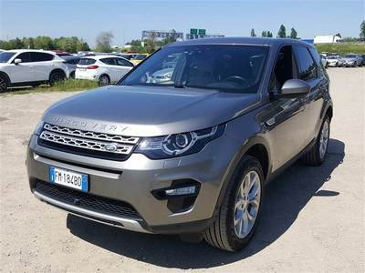 Volkswagen LAND ROVER DISCOVERY SPORT / 2014 / 5P / SUV 2.0 TD4 180CV HSE 4WD