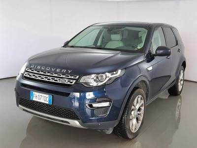 Volkswagen LAND ROVER DISCOVERY SPORT 2014 2.0 TD4 150CV HSE 4WD