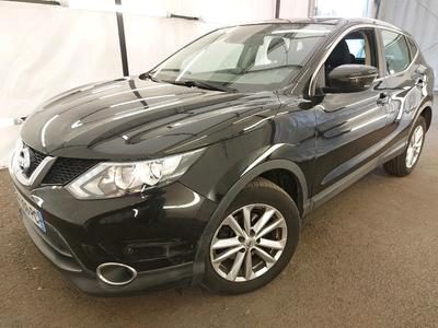 Nissan Qashqai Crossover 1.6 DCI 130 Business Edition Xtronic