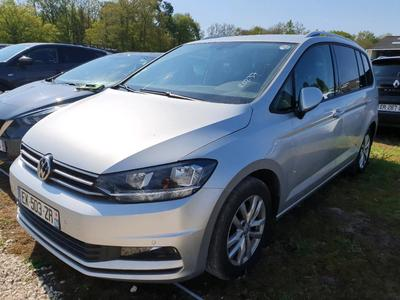 Volkswagen Touran Confortline Business 1.6TDI 115 / 7 Places