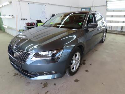 Skoda Superb Lim. Ambition 2.0 TDI 140KW MT6 E6