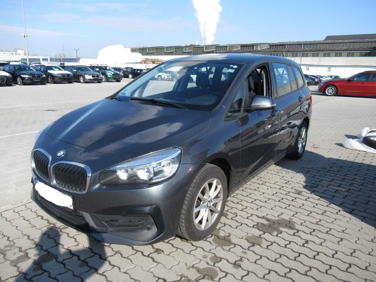 BMW Baureihe 2 Gran Tourer 216 d Advantage 1.5 85KW MT6 E6dT