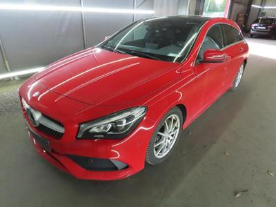 Mercedes-Benz CLA -Klasse Shooting Brake  CLA 220 CDI / d AMG 2.1  130KW  AT7  E6